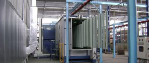 powder-coating-plant